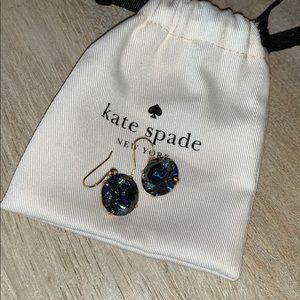 Kate Spade stud hook earrings